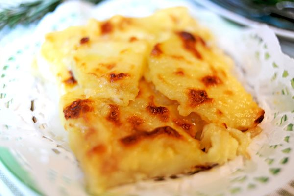 Dauphinoise Potato Bake (V)