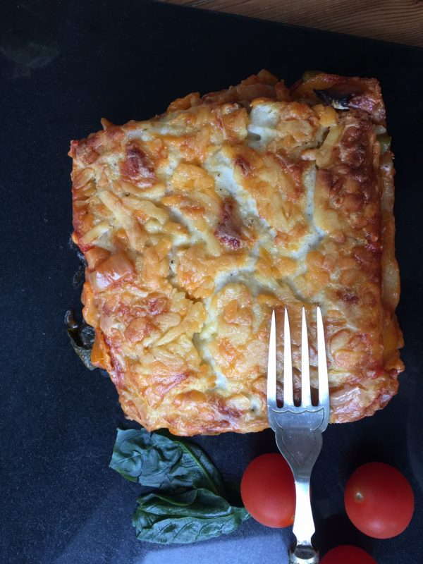Vegetable Lasagne – (V) Syn Free :-)