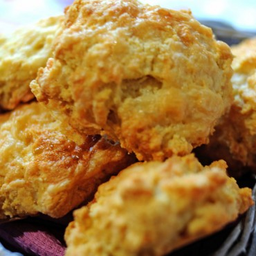 Cheese Scones – 4